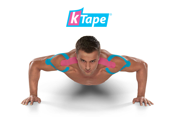 Athlète K-taping® Sissel France